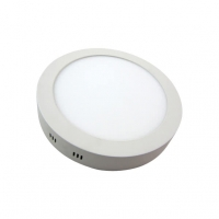 DOWNLIGHT SUP. RED. 24W 6500K  LED BLANCO 1800LM 30DX4H