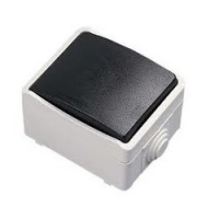 INTERRUPTOR DE SUPERFICIE  ESTANCO IP54